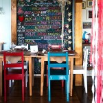 Food Spaces in Patagonien